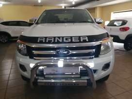 2013 Ford ranger 3.2XLT 6SPEED 2x4