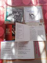 6 CD Cab Calloway Jean-Paul Charles West side Hello Dolly и др.