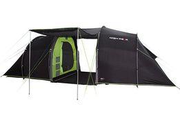 High Peak Tauris 6 - Przestronny namiot rodzinny turystyczny