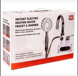 Instant heat water faucet and Shower