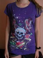 Modny t-shirt roz 40