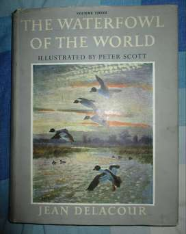 Waterfowl of the World . volume 3