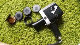 OKAZJA Stara kamera zenit kompletna z taśmą