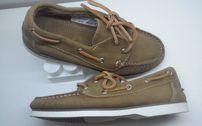 Супермодные кожаные туфли Massimo Dutti, р. 31