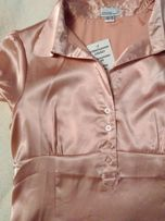 Bluzka koszula elegancka 38 Neckermann na komunię, chrzciny nowa