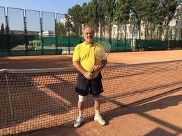 Спарринг партер по большому теннису