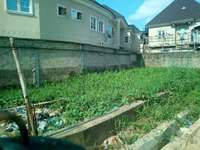 Half plot at Richfield area of Ajao estate, Isolo for sale 0