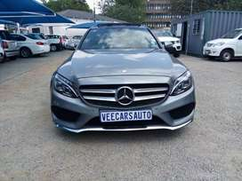 2014 Mercedes Benz w205 Automatic 2.2