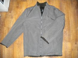 Бомбер Мужская Зимняя Осенняя Куртка VD One