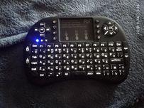 Продам мини клавиатуру Rii mini i8 или обменяю.