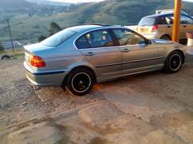"""BMW e46 2005 model, limited edition, with TV, mag rims 16"""", Petrol"""