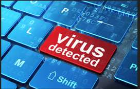 Free virus scans and removal to client who bring their pc's