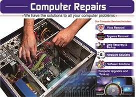 mobile Affordable Computer Repairs.no service no fee