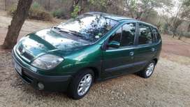 2002 RENAULT SCENIC 1,6L ON SALE!!