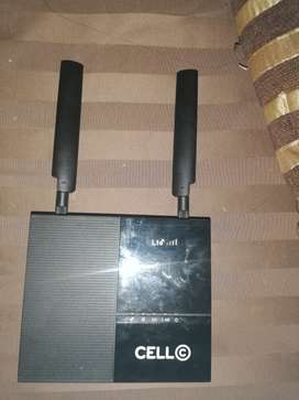 Cell C RTL30VW LTE-A Home Router