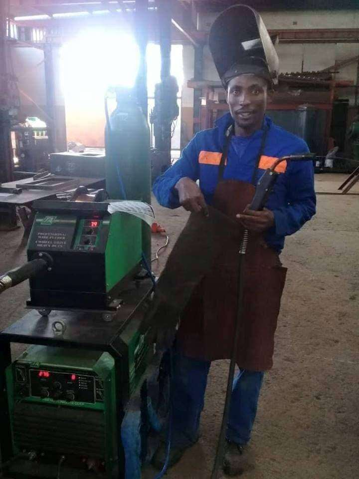 BOILER MAKER TRAINING AND TRADE TEST NOW 0