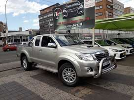 2015 Toyota hilux bakkie on sale
