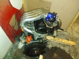 Engine 1.8 ABK with papers 13000 Negotiable for sale