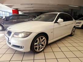 2011 BMW 320D E90 FACELIFT A/T WITH SUNROOF!