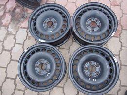 Felgi stalowe AUDI A4 B8 16'' 5x112 ET39 montaż w cenie!