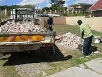 Image of Removal of rubble & Furniture