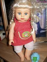 Кукла винтаж AV -0501 28см. говорит - мама, папа.