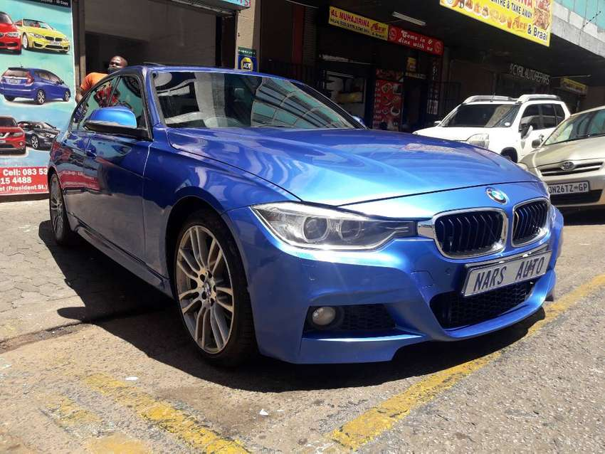 BMW 32OD,  2014, AUTOMATIC, SUNROOF