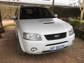 Ford territory ST 4.0 liter AWD Turbo