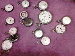 Часы старинные в разном состоянии-от5+-до3-Естеств,цены тоже разные!