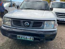 NISSAN HARBODY (2.0l)(KA20)-STRIPPING FOR SPARES