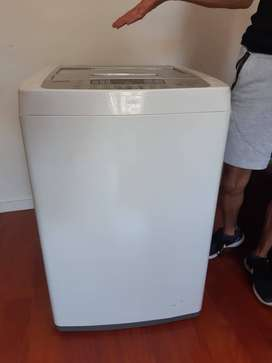 LG TOP LOADER WASHING MACHINE FOR SALE