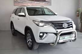 Toyota Fortuner 2.8 GD 6 R/B Auto