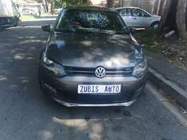 2013 VW POLO VIVO WITH AN ENGINE CAPACITY OF 1,4