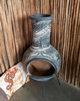 Mexican Chiminea's