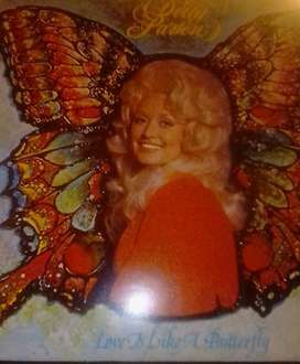 dolly parton love is like a butterfly lp