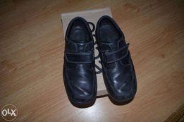 Туфли кожаные EССО для мальчика, р.39