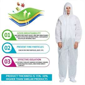 Buy Disposable Antibacterial Suit for Safety
