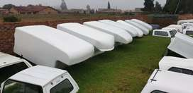 Space saver high volume canopies