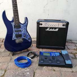 SALE or TRADE: Electric Guitar & Amplifier Combo