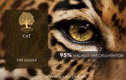 Essential Foods Jaguar - беззерн корм для кошек всех пород и возр. 3кг