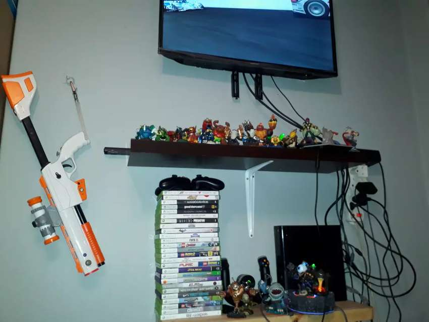 Xbox 360 games and accesories