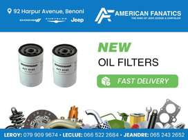 We sell new & used Oil Filters  for Jeep - Dodge - Chrysler