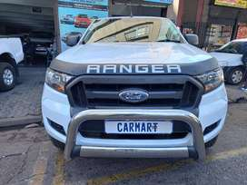 2016 FORD RANGER 3,2 5 SPEED D/C WITH 87000KM