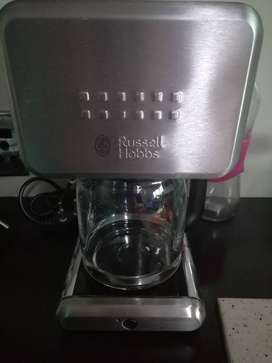 Russell Hobbs coffee maker and blender