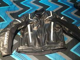 As NEW Motorcycle leather jacket