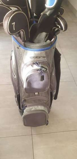 Complete Cobra Golf set