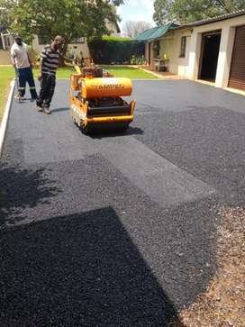 Tar surfaces projects