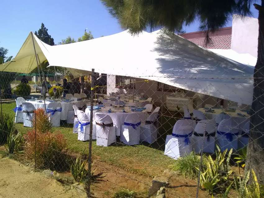 Stretch tents for hire 0