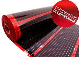 Инфракрасная саморегулирующаяся нагревательная пленка RexVa теплый пол