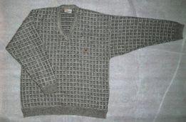 "Мужской свитер, ""Oster"", тёплый свитер, зимний свитер!"